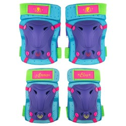 Protective Set Disney Frozen (Kneecaps - Elbow Caps)